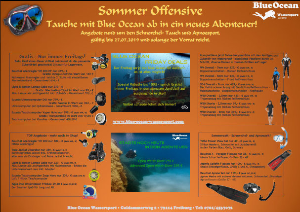 Sommer Offensive